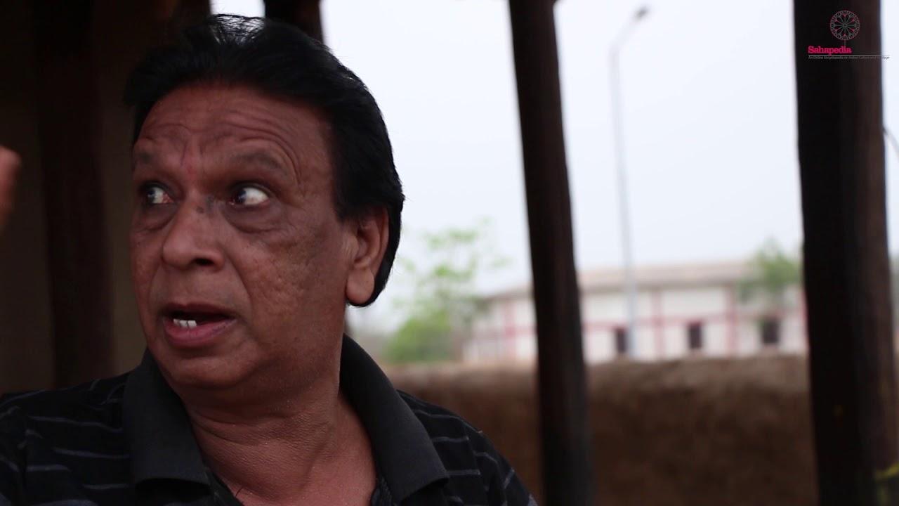 A Conversation with Nacha artist Ramadhar Sahu on Lorik Chanda in Chhattisgarh