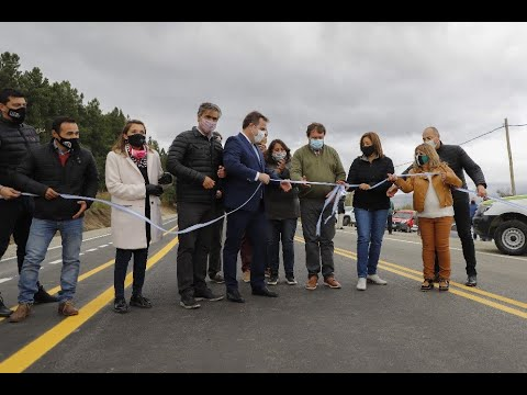 Se inauguró el asfalto del Circuito Mallín Ahogado, una obra que cambiará la vida de los vecinos