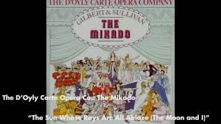 Download Lagu The Sun Whose Rays Are All Ablaze - The Mikado Mp3