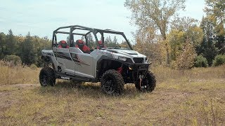 5. Full REVIEW: 2017 Polaris GENERAL 4 1000 EPS