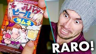 Video PROBANDO RAROS DULCES JAPONESES !! MP3, 3GP, MP4, WEBM, AVI, FLV Mei 2018