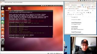 Start Developing With Ruby On Rails - Ubuntu 12.04 - Install RVM Multi-user - Ruby - Deploy Test App