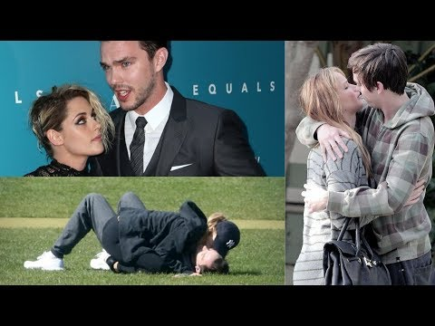 Girls Nicholas Hoult Has Dated..All Nicholas Hoult Girlfriends.