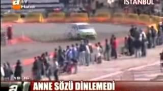 Burcu Burkut Erenkul - ATV - Ana Haber Bülteni - Avr. Kültür Başkenti İst. Ralli. Şamp. - 2010