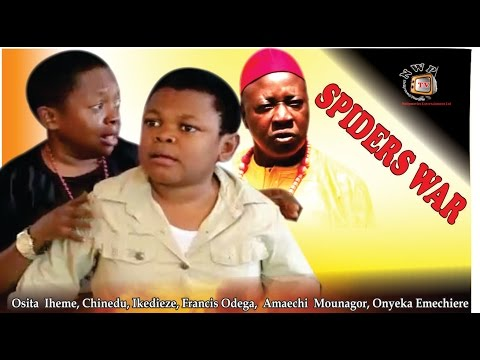 Spiders  Battle  - 2015 Latest Nigerian Nollywood  Movie