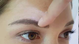 Healed Treatment Microbladed Brows by El Truchan