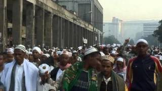 (Must Watch) Detail Report Of Bilal Radio On Eidel Fitur Nationwide Protest On Aug.19, 2012