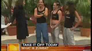 Zumba in the Today Show