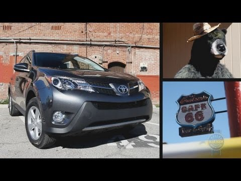 2013 Toyota RAV4 Video Review – Kelley Blue Book