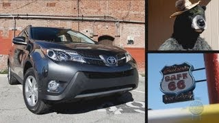 2013 Toyota RAV4 Video Review - Kelley Blue Book