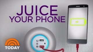 Beware Of 'Juice Jacking' When You Recharge Your Phone