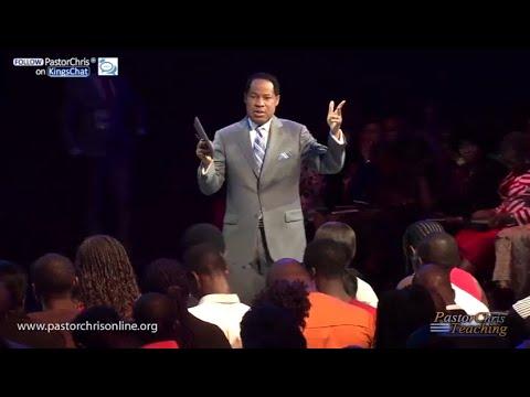 Pastor Chris:: Growing Spiritually #WordFest