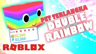 Video ROBLOX INDONESiA   50 JUTA MELAYANG TAPi DAPET PET TERLANGKA x DOUBLE RAiNBOW !! 😍 MP3, 3GP, MP4, WEBM, AVI, FLV September 2018