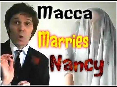 PAUL McCARTNEY GETS MARRIED  TO NANCY SHEVELL