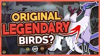 Are the Galarian Legendary Birds Actually the Originals? Pokémon Sword and Shield Expansion Theory by HoopsandHipHop