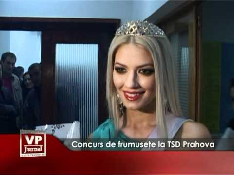 Concurs de frumusete la TSD Prahova