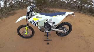 10. FE450 2019 Husqvarna Enduro Weapon