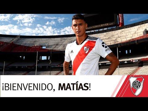 #BienvenidoMatías