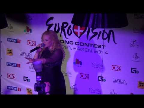 ESCKAZ in Moscow: Cristina Scarlat (Moldova) - Volya