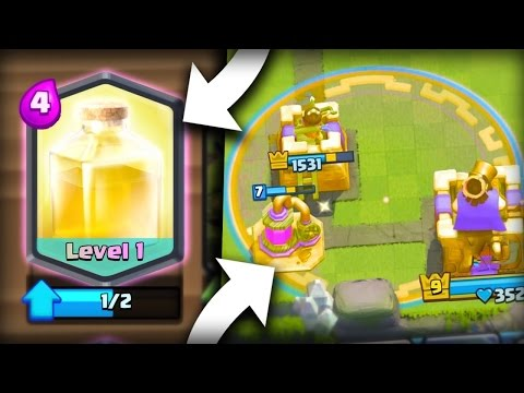 Zap zap - Clash Royale - HEAL SPELL IS HERE! Heal Draft Challenge