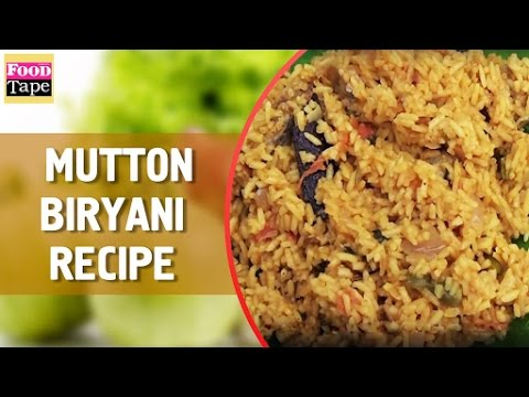 Goat Biriyani / Mutton Biriyani / Mutton Biryani in Tamil- (Select HD Quality)