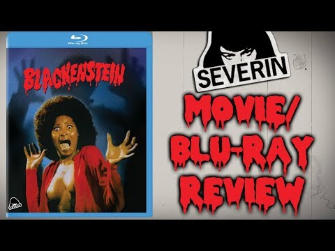 BLACKENSTEIN (1973) - Movie/Blu-ray Review (Severin Films)