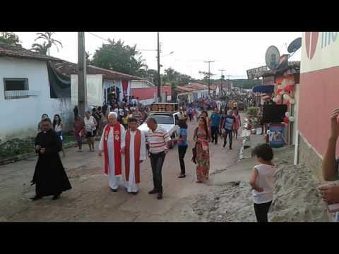 Festejo de São bastião em Carutapera-MA 2008