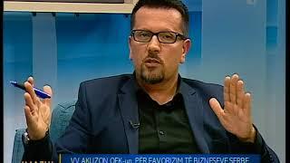 Imazhi i ditës - VV akuzon OEK-un, për favorizim të bizneseve serbe 19.04.2018