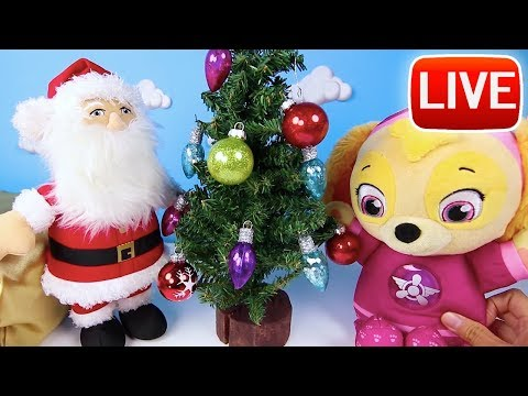 Christmas Gifts, Toys & Games Live  Play Doh Surprise Eggs, Paw Patrol & More  Ellie Sparkles