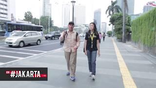 Pejalan Kaki Kini Sudah Dapat Menggunakan Trotoar dengan Nyaman!