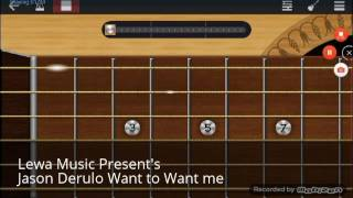Video Jason Derulo-Want to Want me-Solo Guitar-/360p download in MP3, 3GP, MP4, WEBM, AVI, FLV Mei 2017