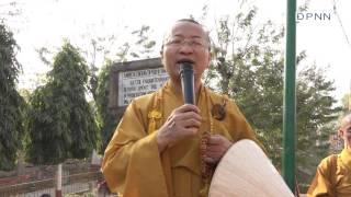 Hành hương Phật tích- Bồ Đề Đạo Tràng - TT. Thích Nhật Từ
