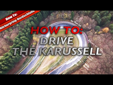 How to Drive Nurburgring's Most Famous Corner