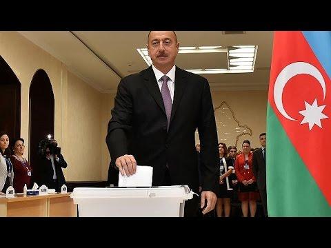Αζερμπαϊτζάν: Δημοψήφισμα για την παράταση της θητείας Αλίγιεφ