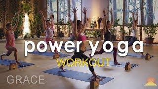 Video Power Yoga Workout ~ Grace MP3, 3GP, MP4, WEBM, AVI, FLV Maret 2018