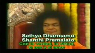 SAI BABA BHAJANS- 26 - SATHYA DHARMAMU Flv