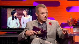 Video Gervais and Depp on Graham Norton - Part One MP3, 3GP, MP4, WEBM, AVI, FLV Agustus 2019