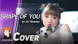 Video Ed Sheeran - Shape of You cover by Jannine Weigel ft.Tyler & Ryan MP3, 3GP, MP4, WEBM, AVI, FLV Juni 2018