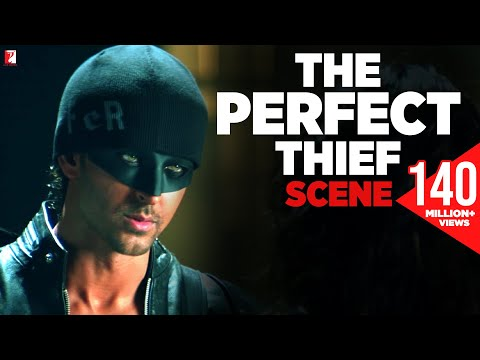 The Perfect Thief Scene | Dhoom:2 | Hrithik Roshan, Abhishek Bachchan, Uday Chopra, Bollywood Scenes