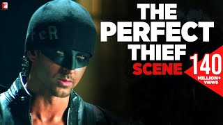 Video Scene: The Perfect Thief | Dhoom:2 | Hrithik Roshan | Abhishek Bachchan | Uday Chopra MP3, 3GP, MP4, WEBM, AVI, FLV Januari 2019