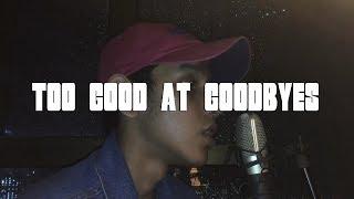 Video Too Good At Goodbyes - Sam Smith (Cover by Ilman Macbee) MP3, 3GP, MP4, WEBM, AVI, FLV Juni 2018