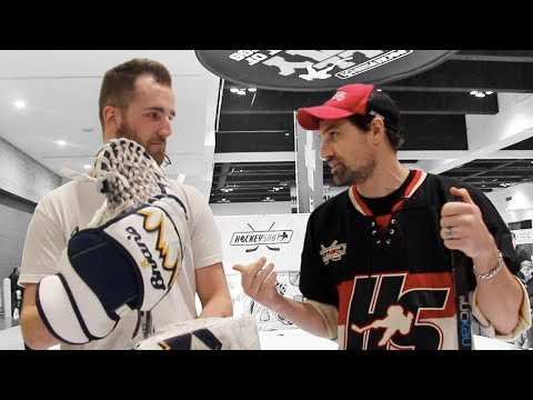 Let's Play Hockey Expo Recap | OnTheBench | HowToHockey | Pavel Barber (видео)