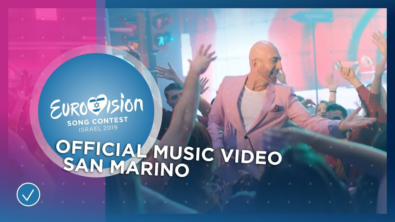 Serhat - Say Na Na Na (San Marino 2019)
