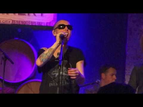 Sinead O'Connor - The Wolf is Getting Married - City Winery - NYC - 11-08-2013