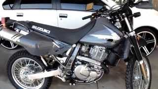 6. My 2014 Suzuki DR650 SE