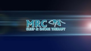 MRC SLEEP & SNORE THERAPY CORPORATE VIDEO - ENGLISH
