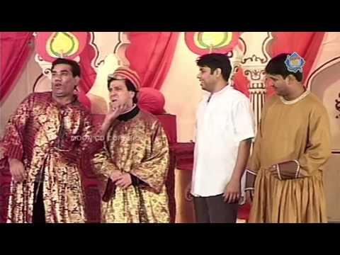 Chalak Taoutay 2 Iftikhar Thakur and Agha Majid New Pakistani Stage Drama Full Comedy Show