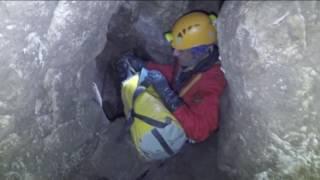 Parau cave in iran    پیمایش غار پروآ مهر ماه 1395