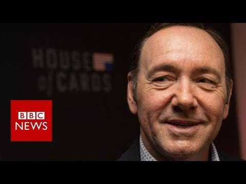 Kevin Spacey: New allegations emerge - BBC News