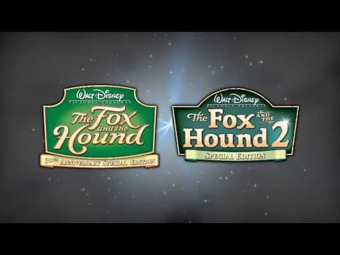 The Fox And The Hound & The Fox And The Hound 2 Blu-Ray - Official® Trailer [HD]